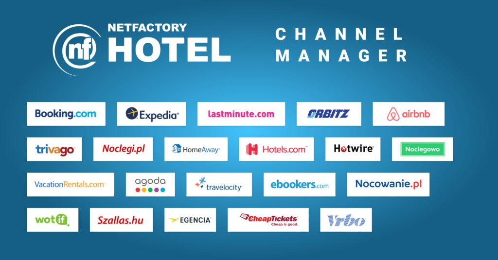 Channel manager połączony z Airbnb od NFHotel